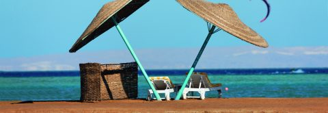 Luxuriöser Hotelaufenthalt und Kitesurfen alles in einem